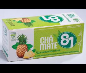 Chá Mate Abacaxi e Hortelã 40g